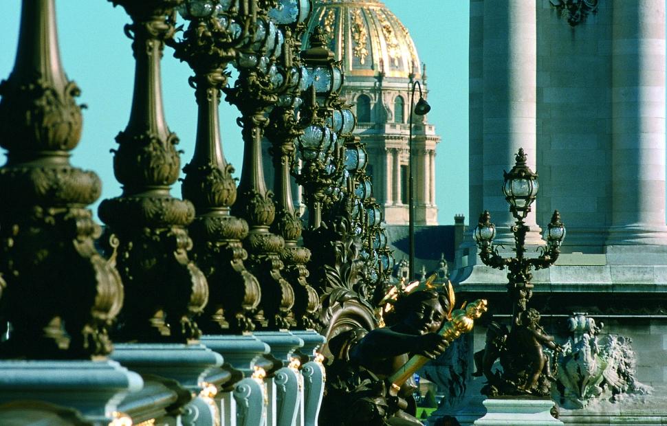 Paris, D�me des Invalides � Paris Tourist Office - Photographe  David Lefranc - 102-28_cmjn