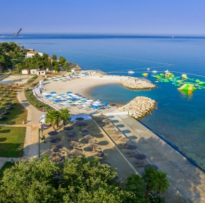 Istrie, farniente sur la péninsule croate