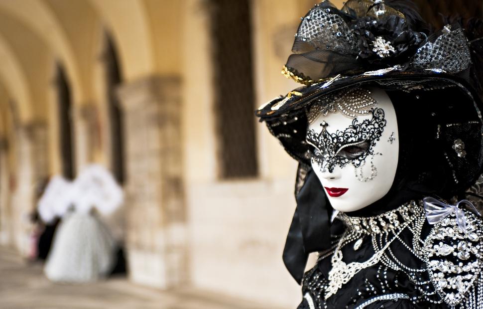 Venise masque (c) fotolia