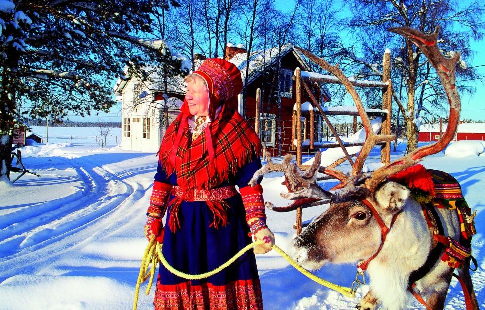 Sami People 2 - Visit Finland