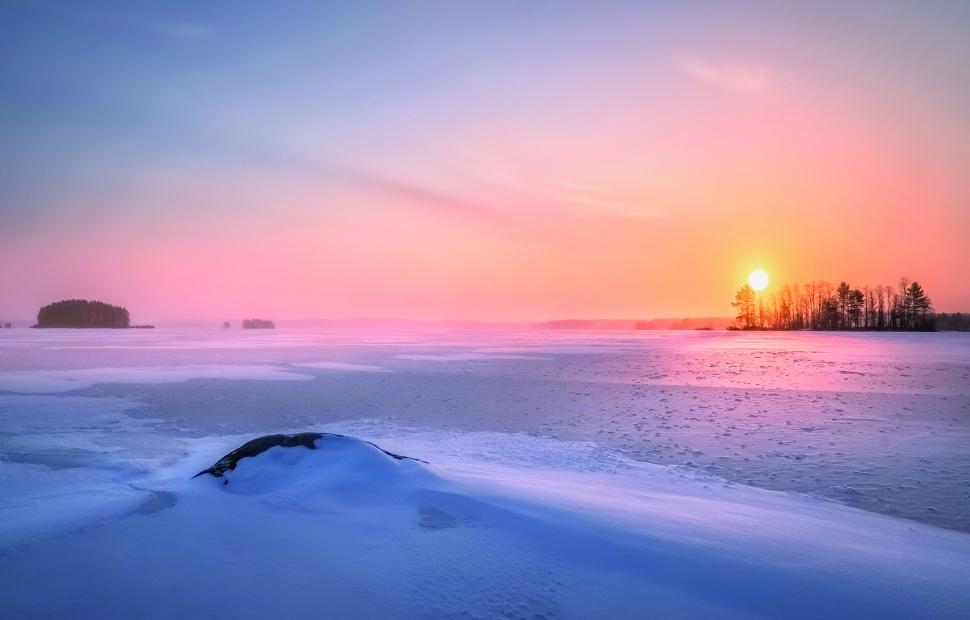 hiver en Laponie - visit Finland
