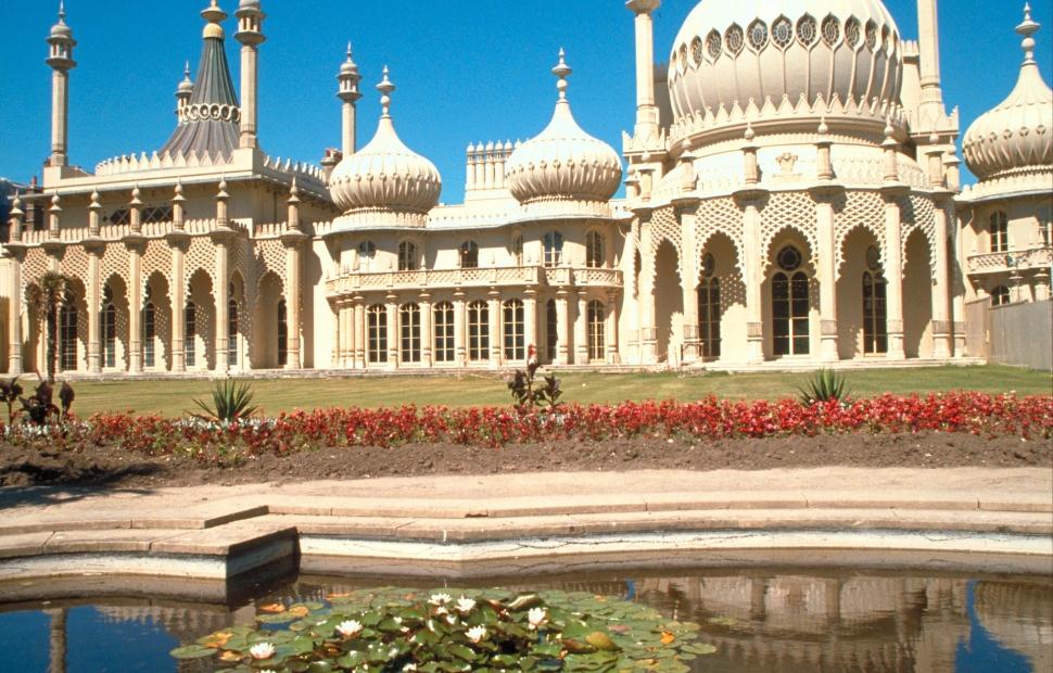 Brighton, Royal Pavilion (c) Visit England - Visit Brighton