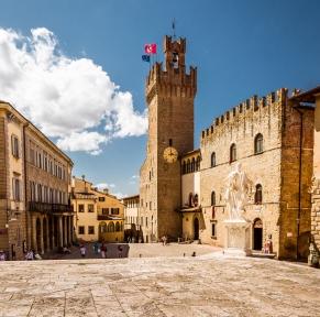 La Toscane & ses régions voisines