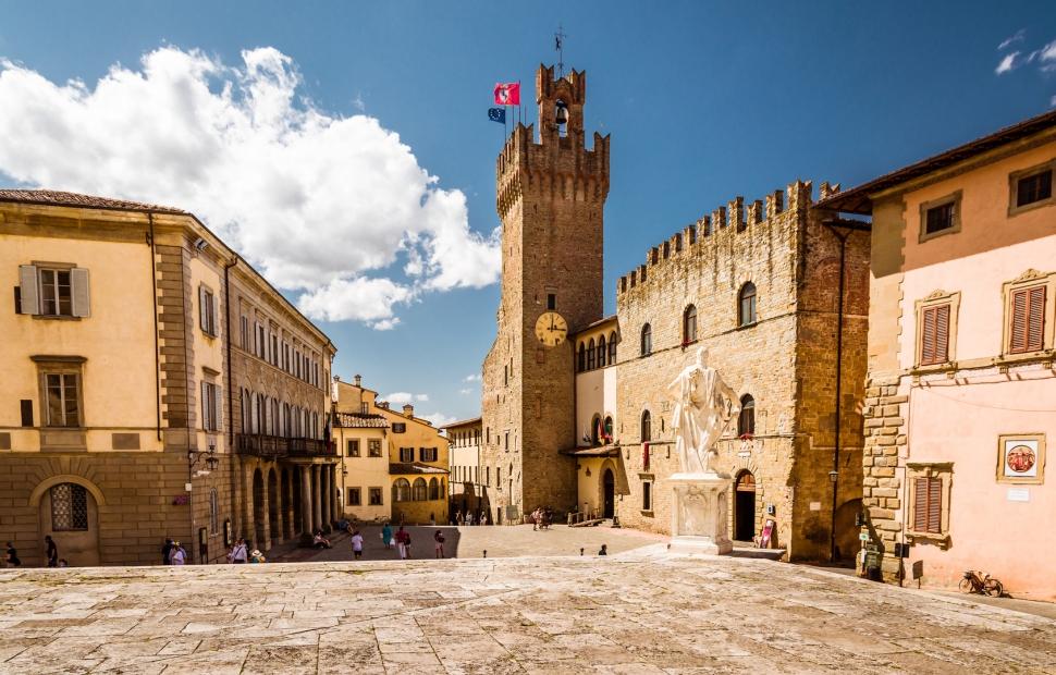 Arezzo - (c) Fotolia_170720901_M