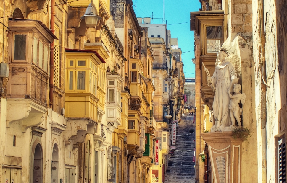 La Valletta (c) viewinmalta