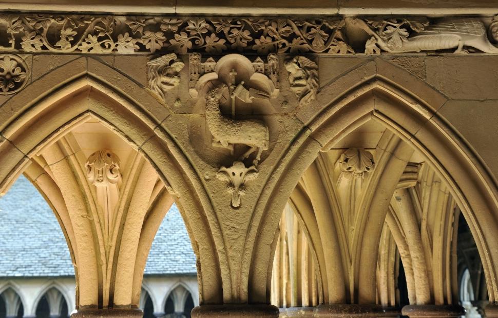 Abbaye (c) CRT Bretagne - BO�LLE Yvon