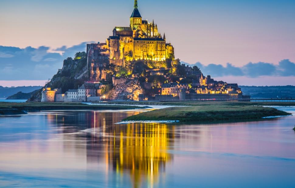 Mont-st-Michel  Fotolia