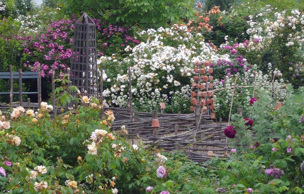 Jardins de roquelin (c) ADRTL