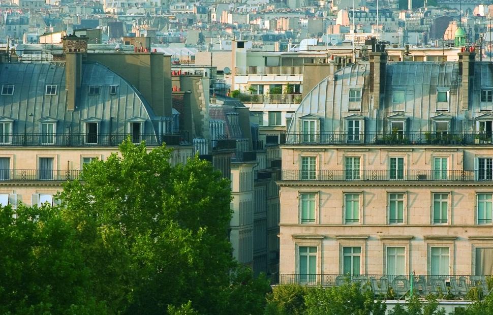 Basilique du Sacr� Coeur � Paris Tourist Office - Photographe  David Lefranc