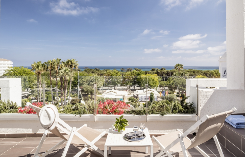 Terrasse Suite Lumi�re