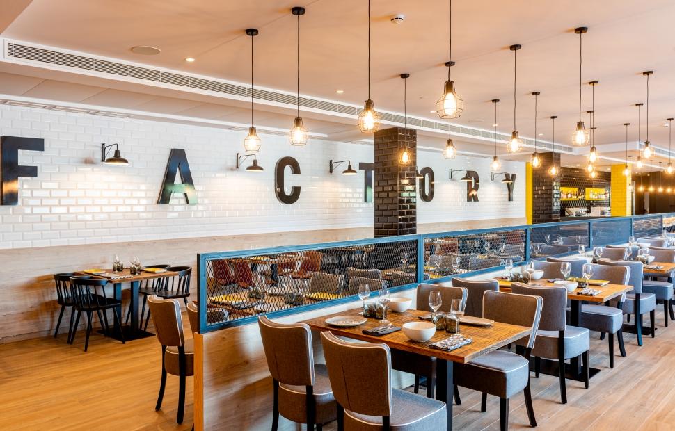 Restaurant � la carte Factory