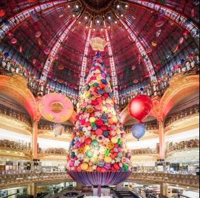 Paris, un festival d'illuminations