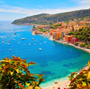 Ste-Maxime, douceur de la Méditerranée