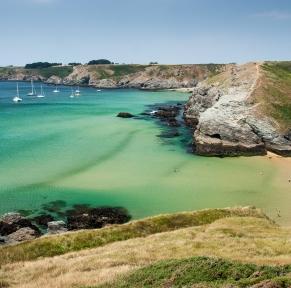 Belle-Île-en-Mer et la Bretagne sud