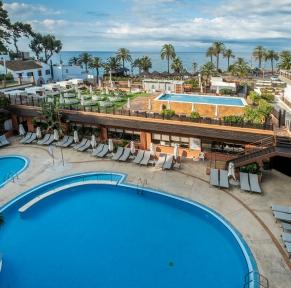 HOTEL ROSAMAR & SPA****sup