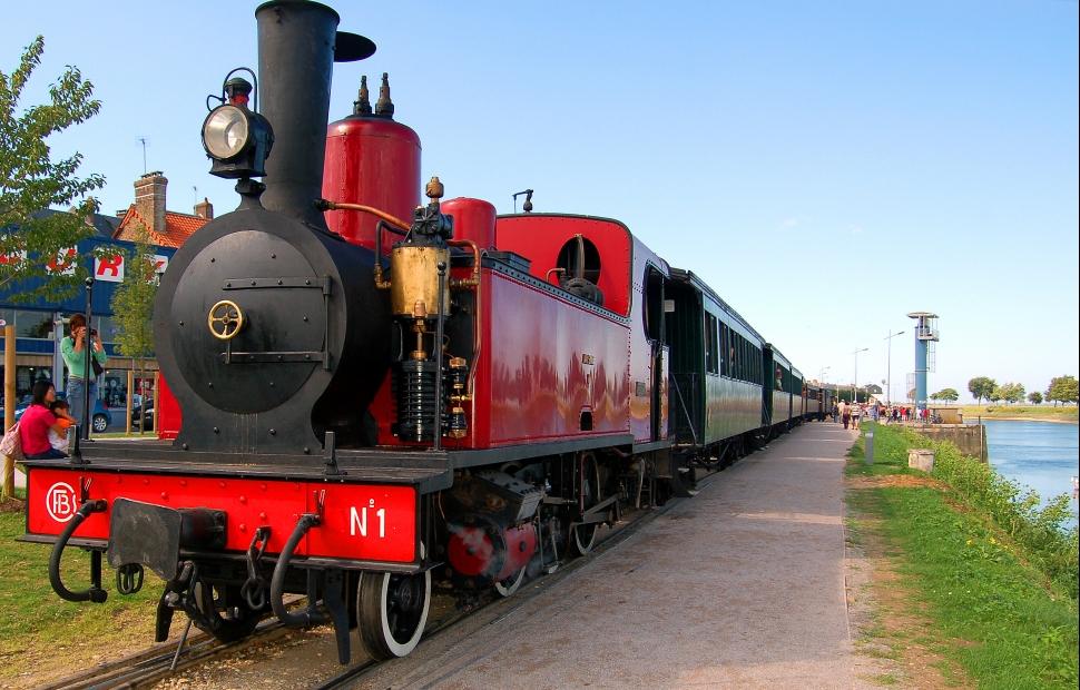 Chemin de fer de la Baie de Somme (c) Somme Tourisme