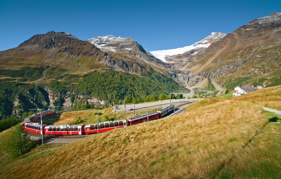Bernina Express (c) Switzerland tourism - Renato Bagattini (2)