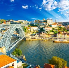 De Porto vers l'Espagne, la vallée du Douro & Salamanque