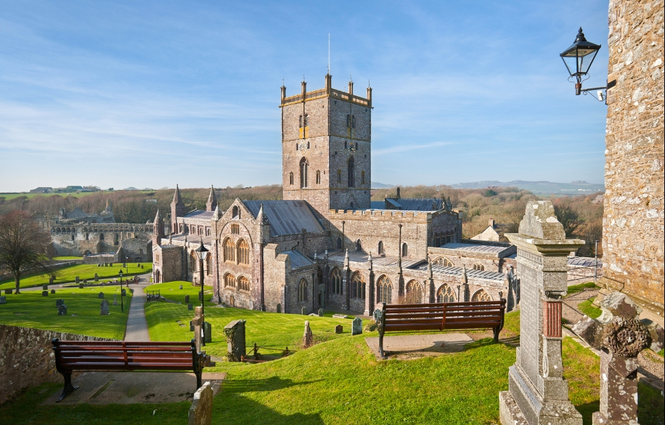 St David-s, cath�dral � Crown copyright 2018 (Visit Wales) (2)