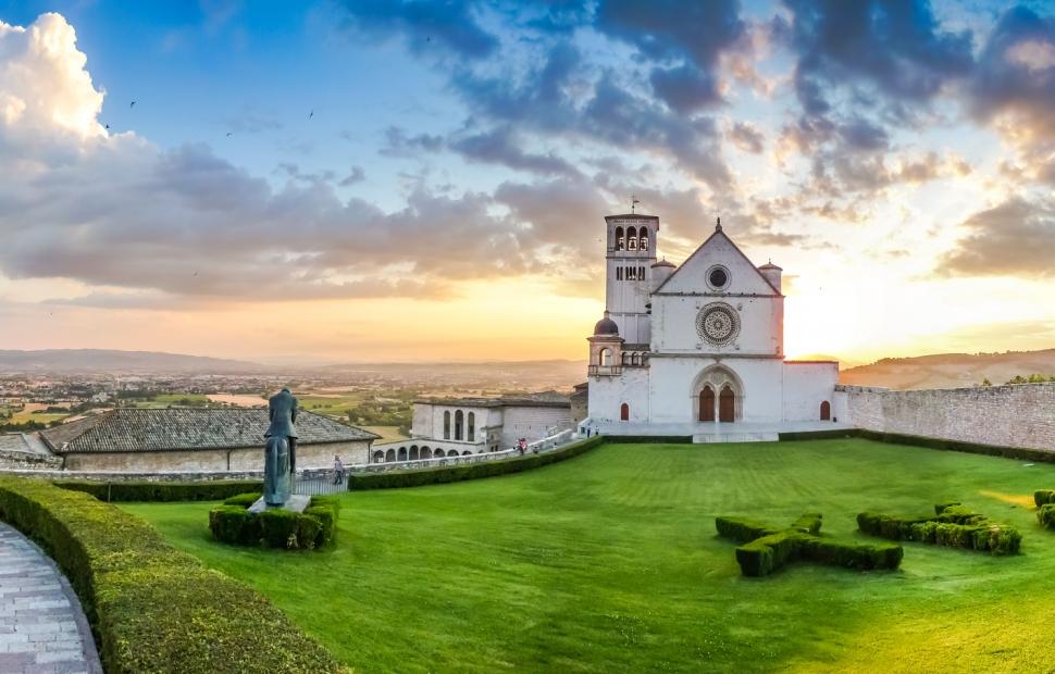 Basilique St-Fran�ois d-Assise (c) Fotolia (3)