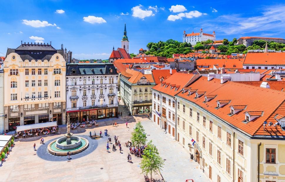 Bratislava (c) AdobeStock