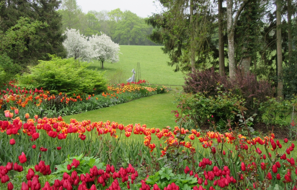 Pashley Manor Gardens (c) Pashley Manor Gardens -Kate Wilson