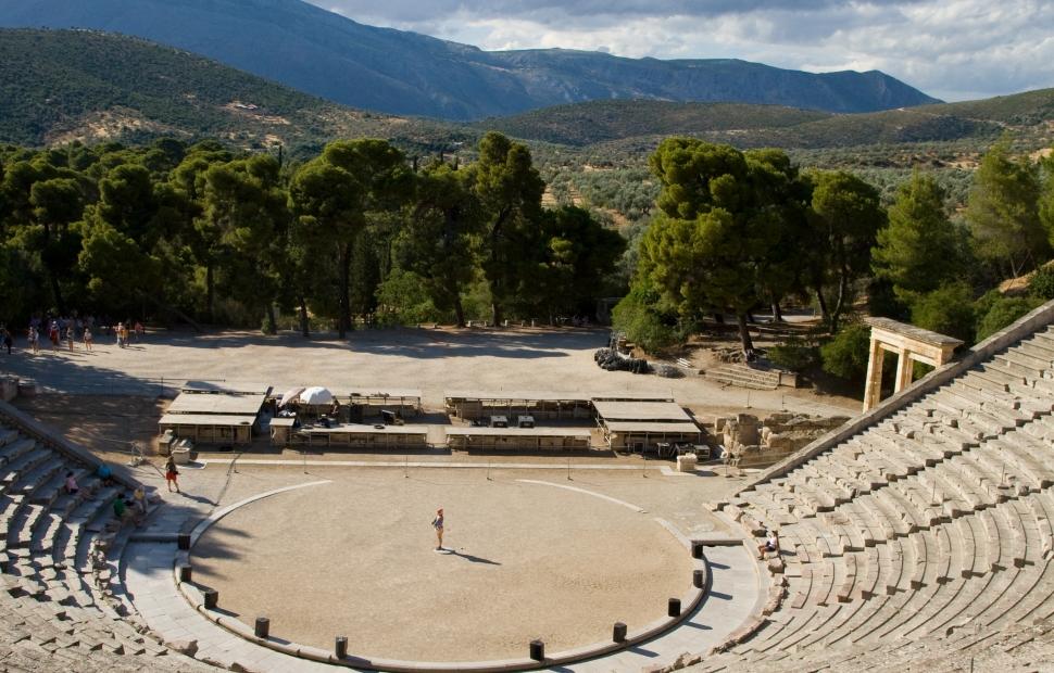 Epidaure (c) AdobeStock