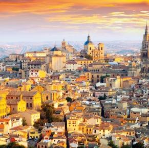 Madrid, Tolède et le spectacle « El Sueño de Toledo » du Puy du Fou España