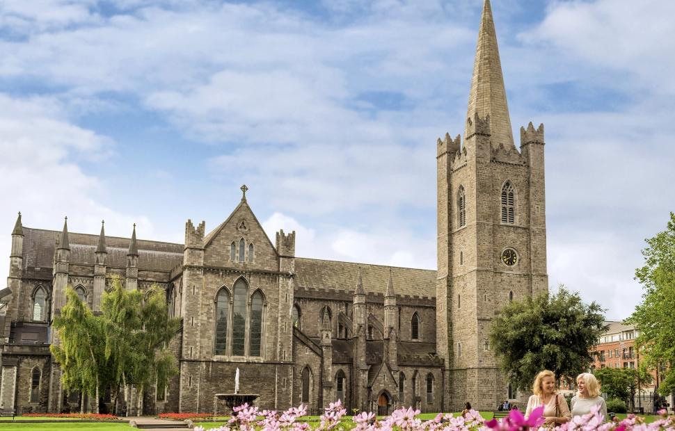Dublin, cath�drake St Patrick (c) AdobeStoc