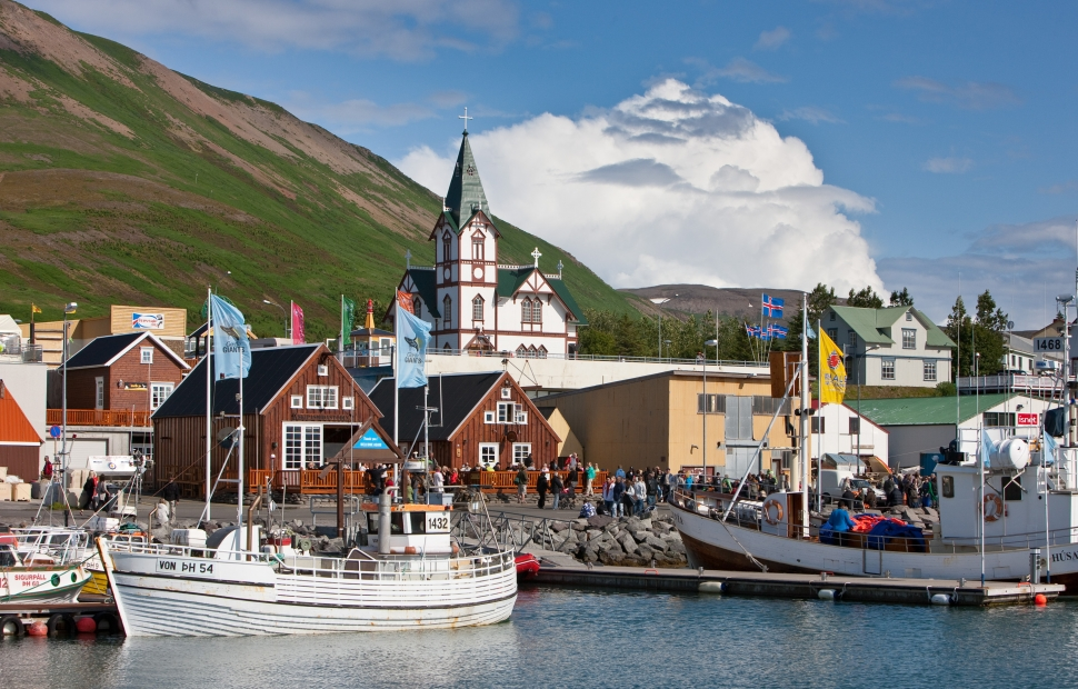 village pecheurs - (c) iceland OT