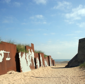 Normandie 44, les plages du Débarquement et la brigade Piron