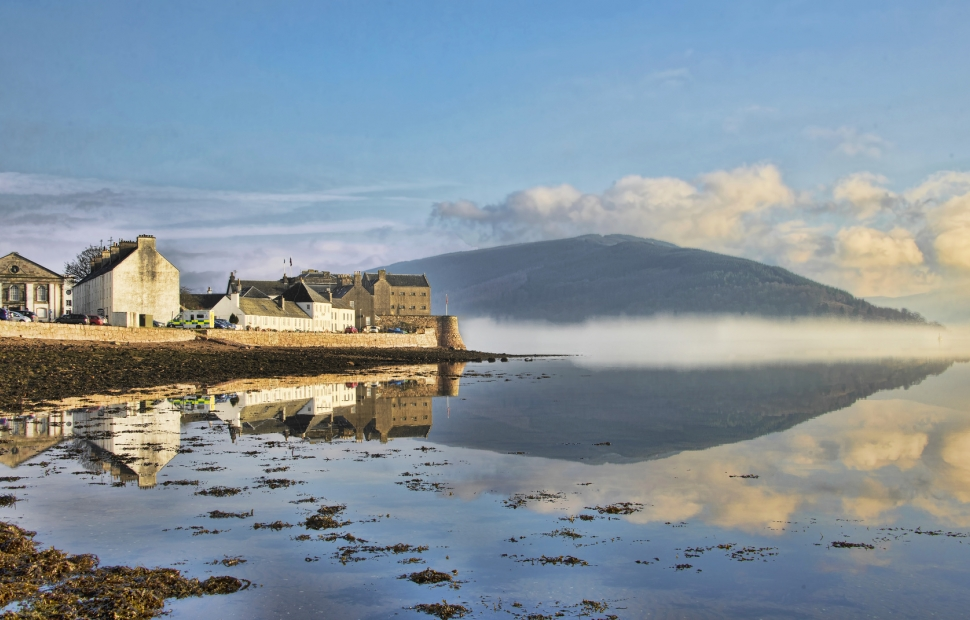 Loch Fyne (c) Fotolia