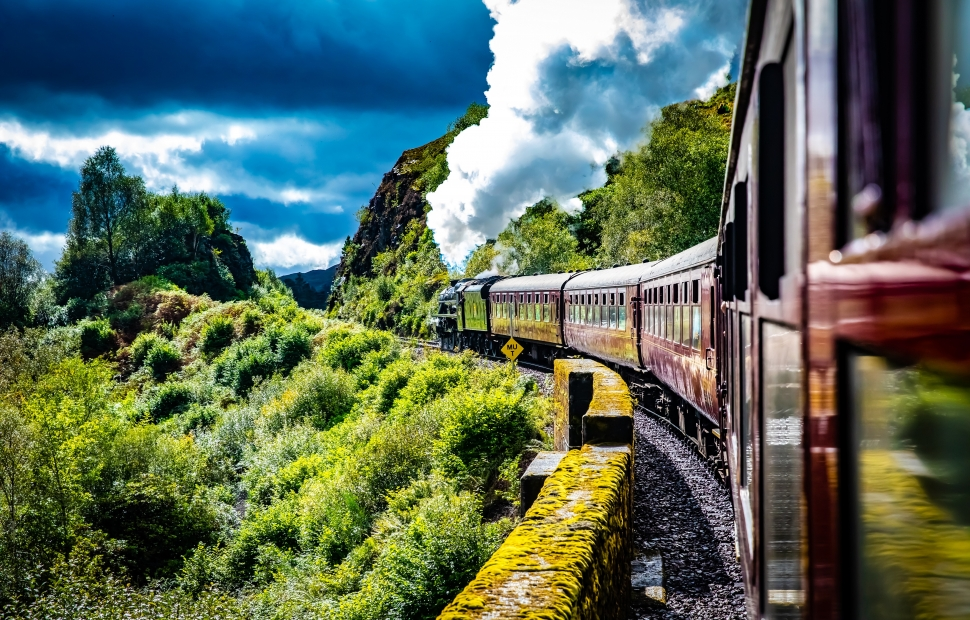 West Highland Railway (c) AdobeStock