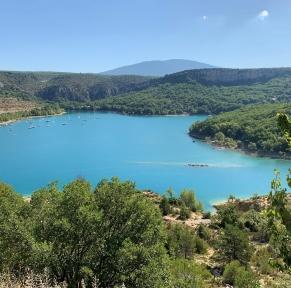 Provence, au coeur du parc naturel régional du Verdon