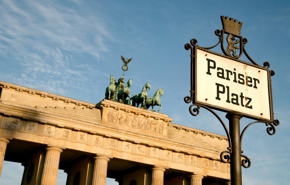 Berlin, Parizer Platz (c) DZT - Mertens Hans Peter