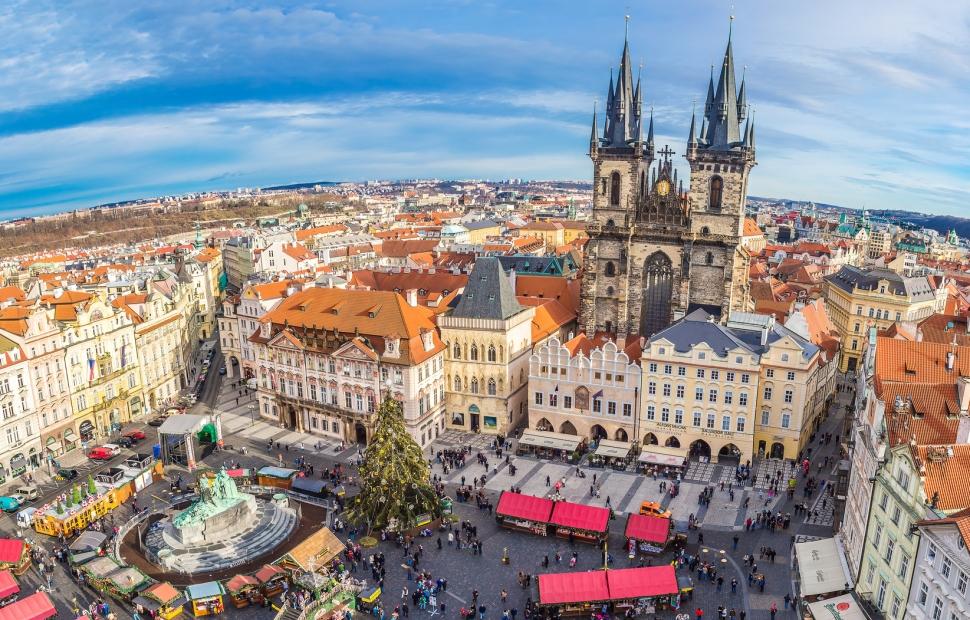 Prague, Notre-Dame du Tyn (c) Fotolia