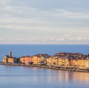 Istrie slovène, séjour sur la côte Adriatique
