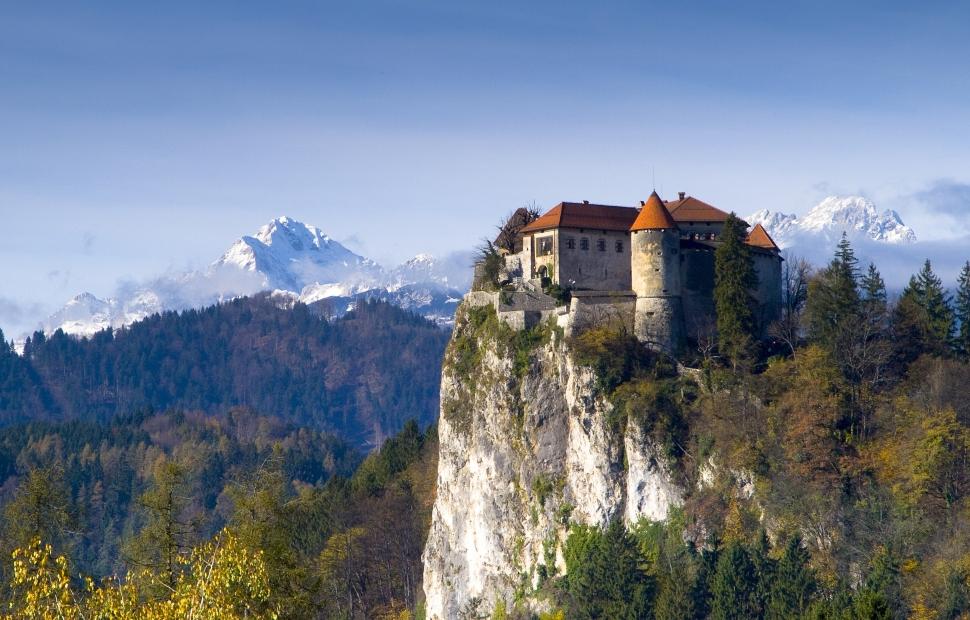 Ch�teau de Bled (c) I feel Slovenia - Klemen Kunaver