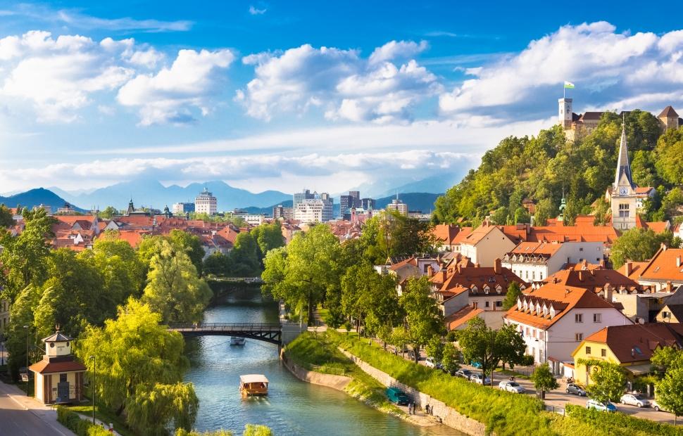 Ljubljana (c) AdobeStock
