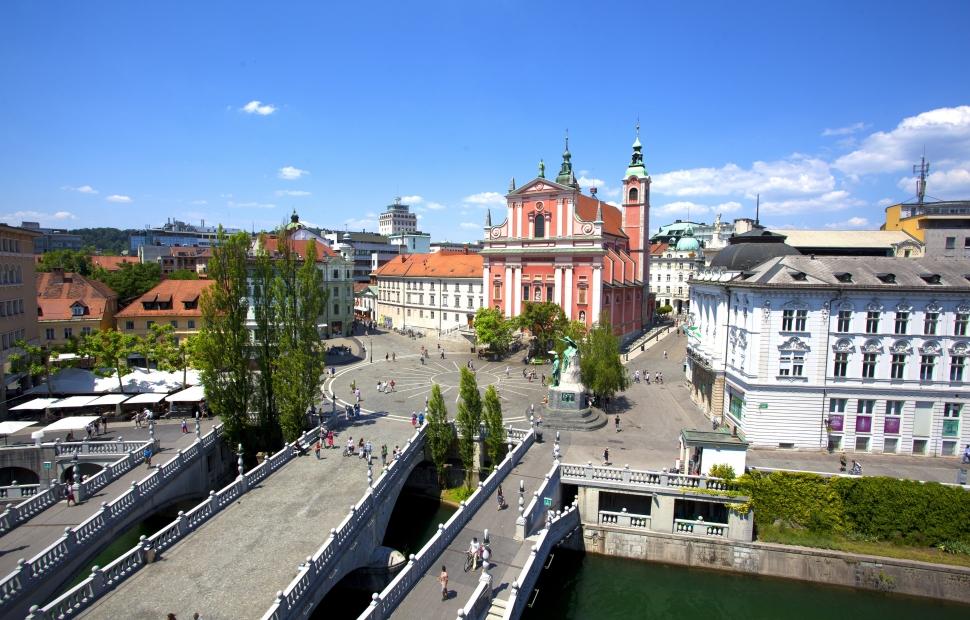 Ljubljana (c) OT Slov�nie - Nea Culpa