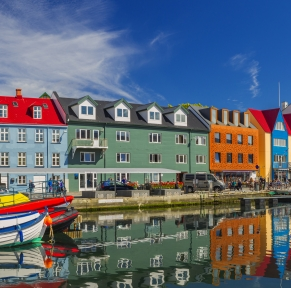 Copenhague & les îles Féroé