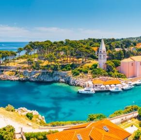 La Croatie & ses îles