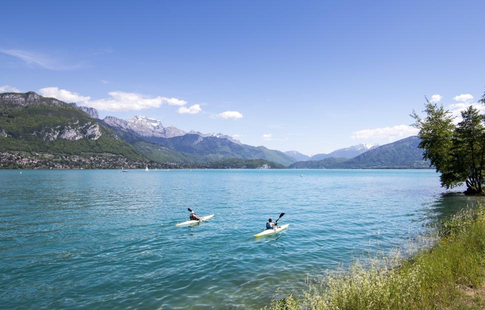 Kayak (c) �SavoieMontBlanc-Bijasson