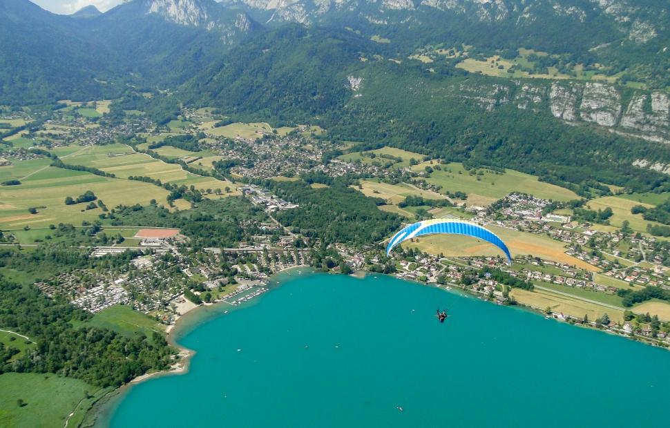 Parapente (c) �SavoieMontBlanc-Boutet