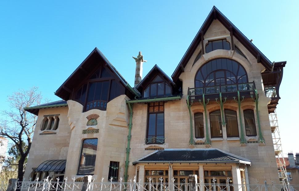 Villa Majorelle @ Vincent Dubois