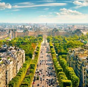 Les secrets de Paris : tome 1 - Le siècle d'or, de Vaux-le-Vicomte à Paris