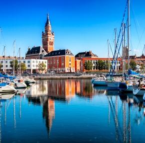 Les 3 grands ports du nord de la France & Canterbury