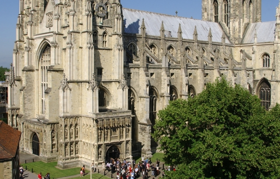 Canterbury, cath�drale (c) Visit Canterbury � Tim Stubbings