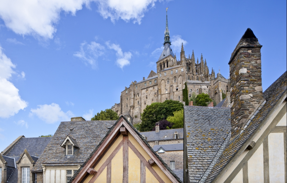 Mont-Saint-Michel @ CDT50 - Houyel
