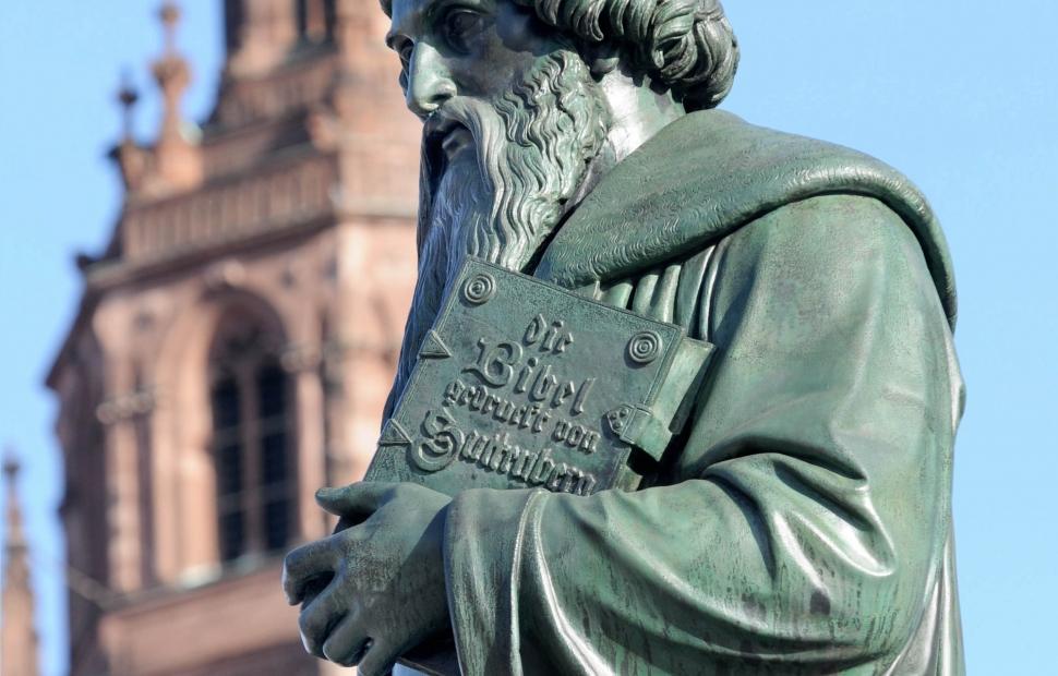 Mayence, Gutenberg (c) ONAT